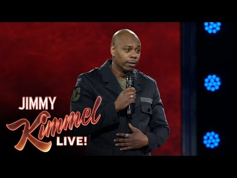 Thumbnail: Jimmy Kimmel's FULL INTERVIEW with Dave Chappelle