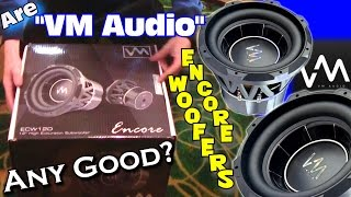 VM Audio Subwoofers Any Good? EXO Review: Encore Series 12
