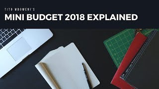 Mini Budget - South Africa 2018
