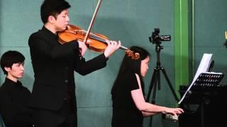 Bowen - Viola Sonata No.1, Op.18. III. Finale. Presto