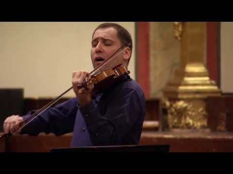 "Franck «Sonate fur Violine und Klavier», Dmitri Kogan plays 1728 Guarneri del Gesu ""Robrecht"""