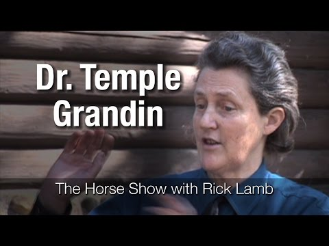 Dr. Temple Grandin on how horses think