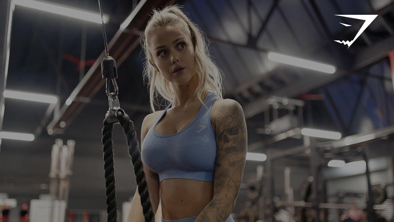 Training With Johanna Modin | Gymshark