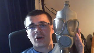 Gas Mask video update