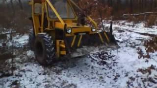 DFU 451 - Forstarbeit