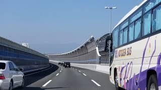 阪神高速3号神戸線 覆面パトカー 速度取り締まりを目撃!