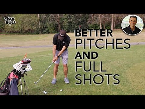 Drill for Better Golf Swing, Pitching and Full Shots
