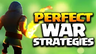 Best 3 Star Attack Strategies for Perfect Wars in Clash of Clans 2018
