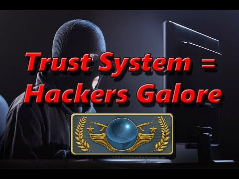 How To Identify Cheaters In New Trust System! (CS:GO Guide To Hackers)