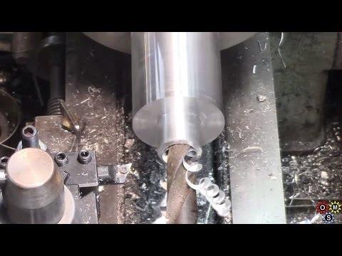 Aluminum Oil Pot, Part One