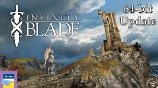 Infinity Blade: 64-bit Widescreen iPhone Update - Gameplay Walkthrough (by Chair Games)