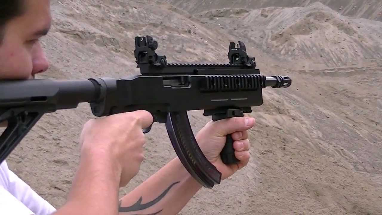 Tactical Ruger 1022 Youtube
