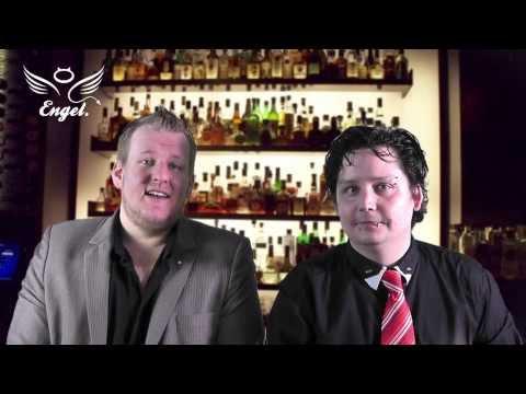 Phillip und Alexander erzählen über die Engel-Bar