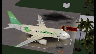[ROBLOX] - airVeruda - Zadar Intl Airport Grand Opening Flight