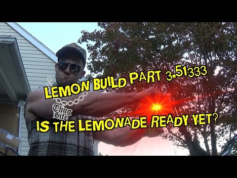 Part 3.5: Copart Lemon build, Turning into Lemonade.