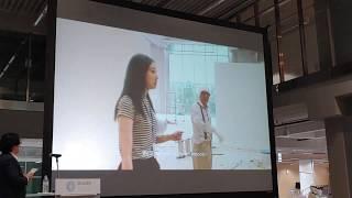 2019 국제전자예술심포지엄 전시과정 영상