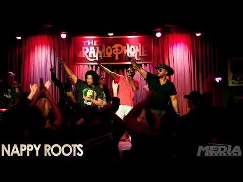 Nappy Roots Live at the Gramophone