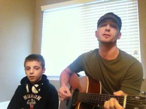 Dirt Road Anthem - Jason Aldean Cover (Matt Austin & Jordan Austin)