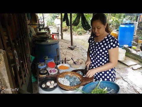 Mực Nhung Giấm Cuốn Banh Trang Miền Tay Tv Youtube