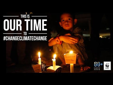 Earth Hour 2016: This is our time to #ChangeClimateChange!