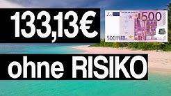 133,13€ OHNE RISIKO mit diesem simplen Sportwetten Trick - Teil 1
