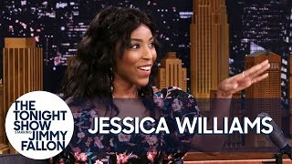 Jessica Williams Blacked Out While Interviewing Michelle Obama