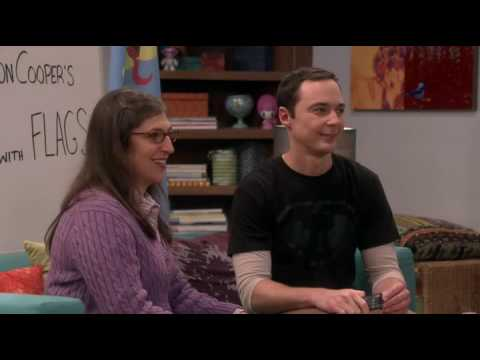The Big Bang Theory Fun With Flags Theme Song