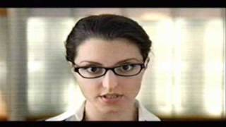 "Pearle Vision ""Naughty Librarian"" Commercial"