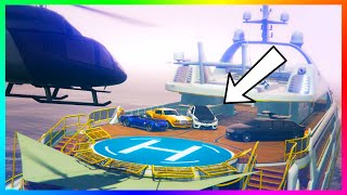 Super Yachts With Car Garages, Niko Bellic In Liberty City Update & MORE! - MrBossFTW GTA Online QnA