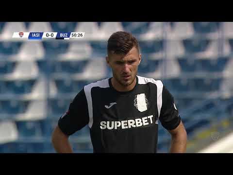 Poli Iasi SCM Buzau Goals And Highlights