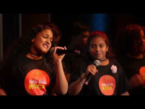 "The Equity Project Charter School performs ""Glad You Came"" at the 2016 Little Kids Rock Benefit"