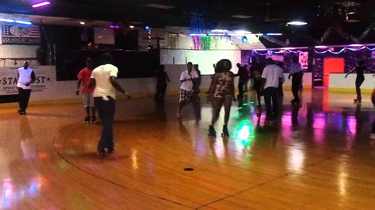United Skates Of America Tampa Rollerrink Youtube