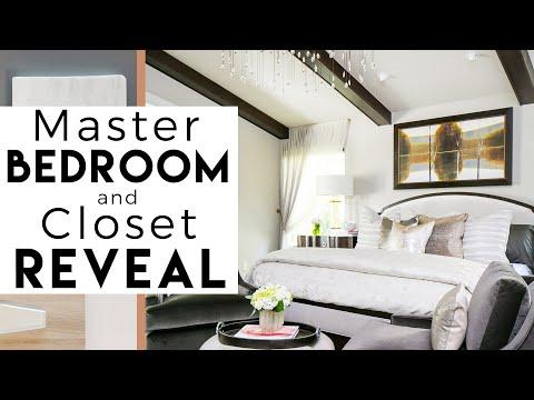Bedroom and Closet Design Ideas | Interior Design | Del Mar Reveal #1