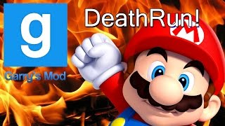 Garry's Mod: DeathRun - Playthrough, Commentary