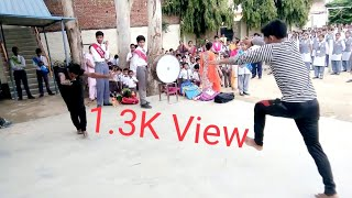 Navanita kunwar public school in best stunt & Martial arts training