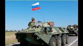 Российские войска на Украине. Сила есть ума не надо! ДНР, ЛНР.