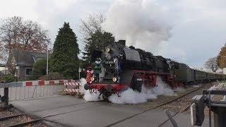 Sinterklaas Pepernoten-Express mit 50 3654-6  Beekbergen - Dieren 23.11.2019 (HD)