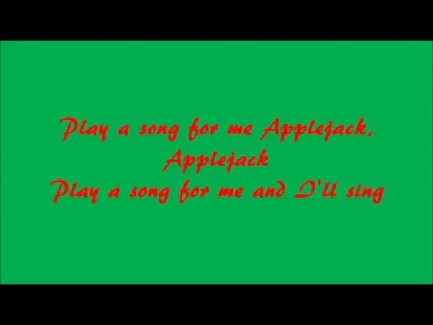 Applejack by Dolly Parton with lyrics