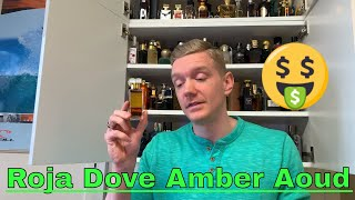 Roja Dove Amber Aoud fragrance review