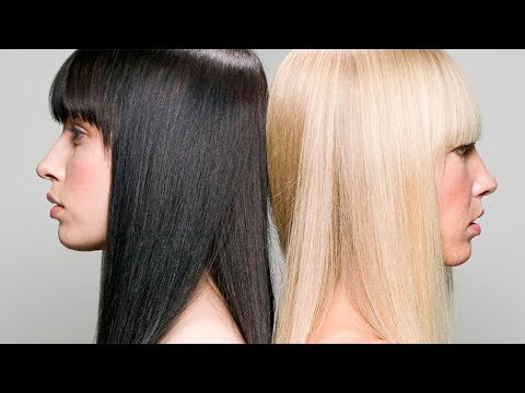 Как осветлить волосы в домашних условиях без вреда