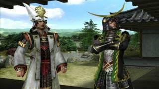 Sengoku Musou 3 Empires - Date Masamune conversation events
