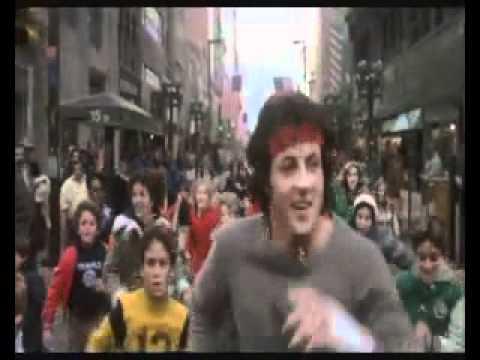 Rocky Balboa Music Video Training