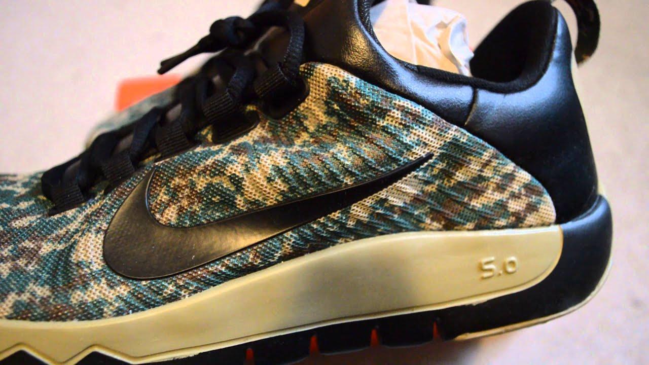 Nike Free 5.0 Camouflage