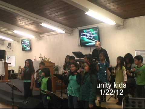 GOD OF WONDERS - UNITY KIDS Praise Team / VFUMC