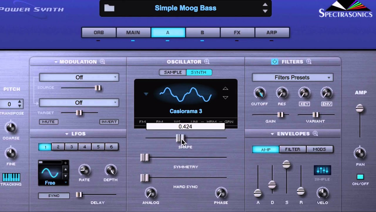 Creating Aggressive Sounds With Omnisphere 2
