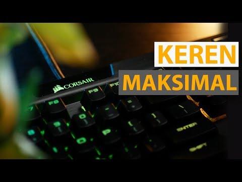 Mau Keren Gaperlu Murah?!! 🤯🤨 | Review Corsair K70 RGB MK2 Rapidfire