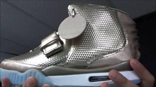 2016 Nike Yeezy 2 Gold Custom John