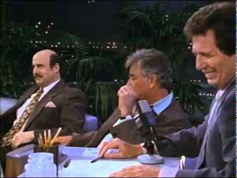 Peter Falk on The Larry Sanders Show