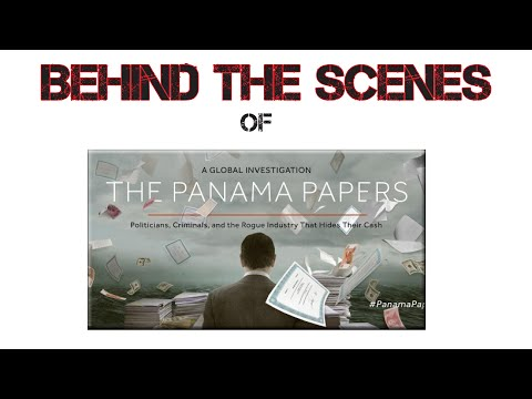 The Panama Papers: Marina Walker, Deputy Director ICIJ