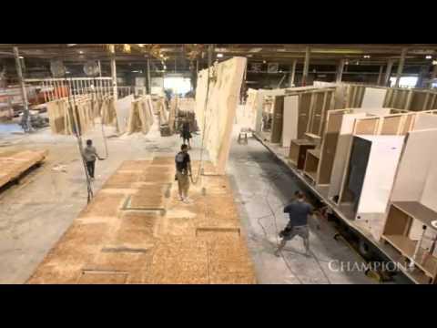 Champion Homes Factory Tour | Titan Factory Direct